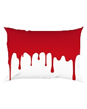 Dude I'm Bleeding Rectangular Pillowcase thumbnail