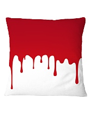 Dude I'm Bleeding Square Pillowcase thumbnail