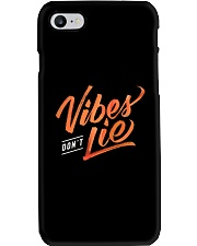 Vibes Don't Lie Phone Case thumbnail