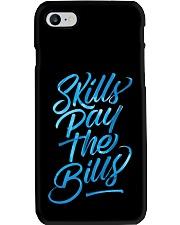 Skills Pay The Bills Phone Case thumbnail