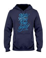 Skills Pay The Bills Hooded Sweatshirt thumbnail