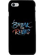Break The Rules Phone Case tile