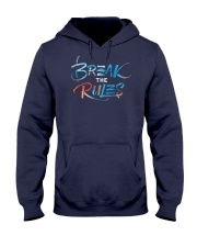 Break The Rules Hooded Sweatshirt thumbnail