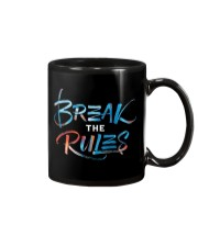 Break The Rules Mug thumbnail