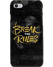 Break The Rules Phone Case thumbnail