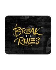 Break The Rules Mousepad thumbnail