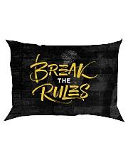 Break The Rules Rectangular Pillowcase thumbnail