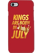 Kings Are Born in July Phone Case thumbnail