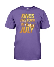 Kings Are Born in July Premium Fit Mens Tee thumbnail