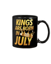 Kings Are Born in July Mug thumbnail
