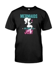 Mermaids Are Born in July Classic T-Shirt thumbnail
