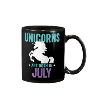 Unicorns Are Born in July Mug thumbnail