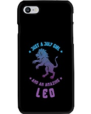 July Girl an Amazing Leo Phone Case thumbnail