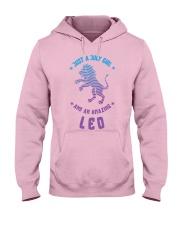 July Girl an Amazing Leo Hooded Sweatshirt thumbnail