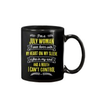 I'm a July Woman Mug thumbnail