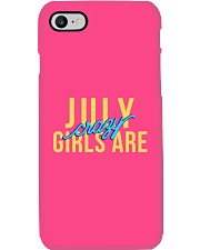 July Girls are Crazy Phone Case thumbnail