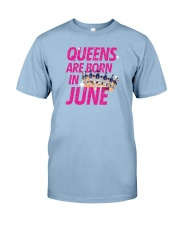 Queens Are Born in June Premium Fit Mens Tee thumbnail