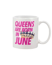 Queens Are Born in June Mug thumbnail