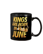 Kings Are Born in June Mug thumbnail
