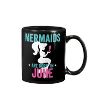 Mermaids Are Born in June Mug thumbnail