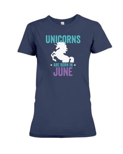 Unicorns Are Born in June