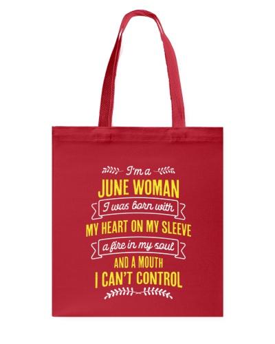 I'm a June Woman