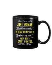I'm a June Woman Mug thumbnail