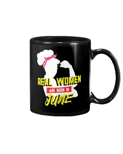 Real Women are Born in June