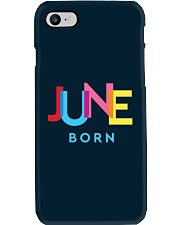 June Born Phone Case thumbnail