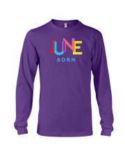 June Born Long Sleeve Tee thumbnail