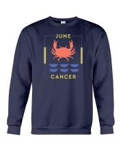 June Cancer Crewneck Sweatshirt thumbnail
