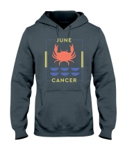 June Cancer Hooded Sweatshirt thumbnail