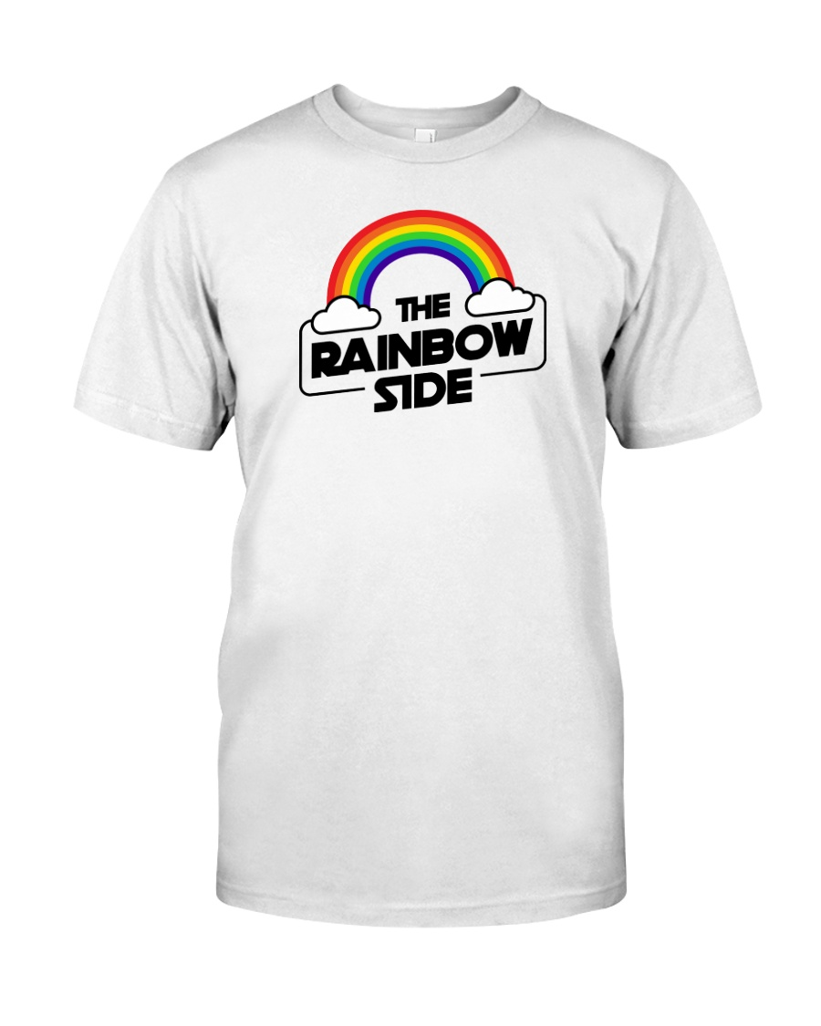 The Rainbow Side Classic T-Shirt