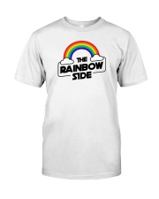 The Rainbow Side Classic T-Shirt front