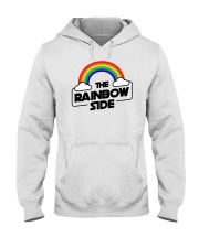 The Rainbow Side Hooded Sweatshirt thumbnail