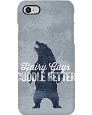 Hairy Guys Cuddle Better Phone Case thumbnail
