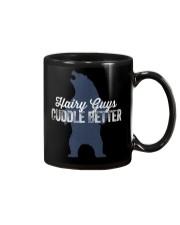 Hairy Guys Cuddle Better Mug thumbnail
