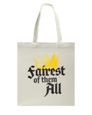 Fairest of them all Tote Bag thumbnail