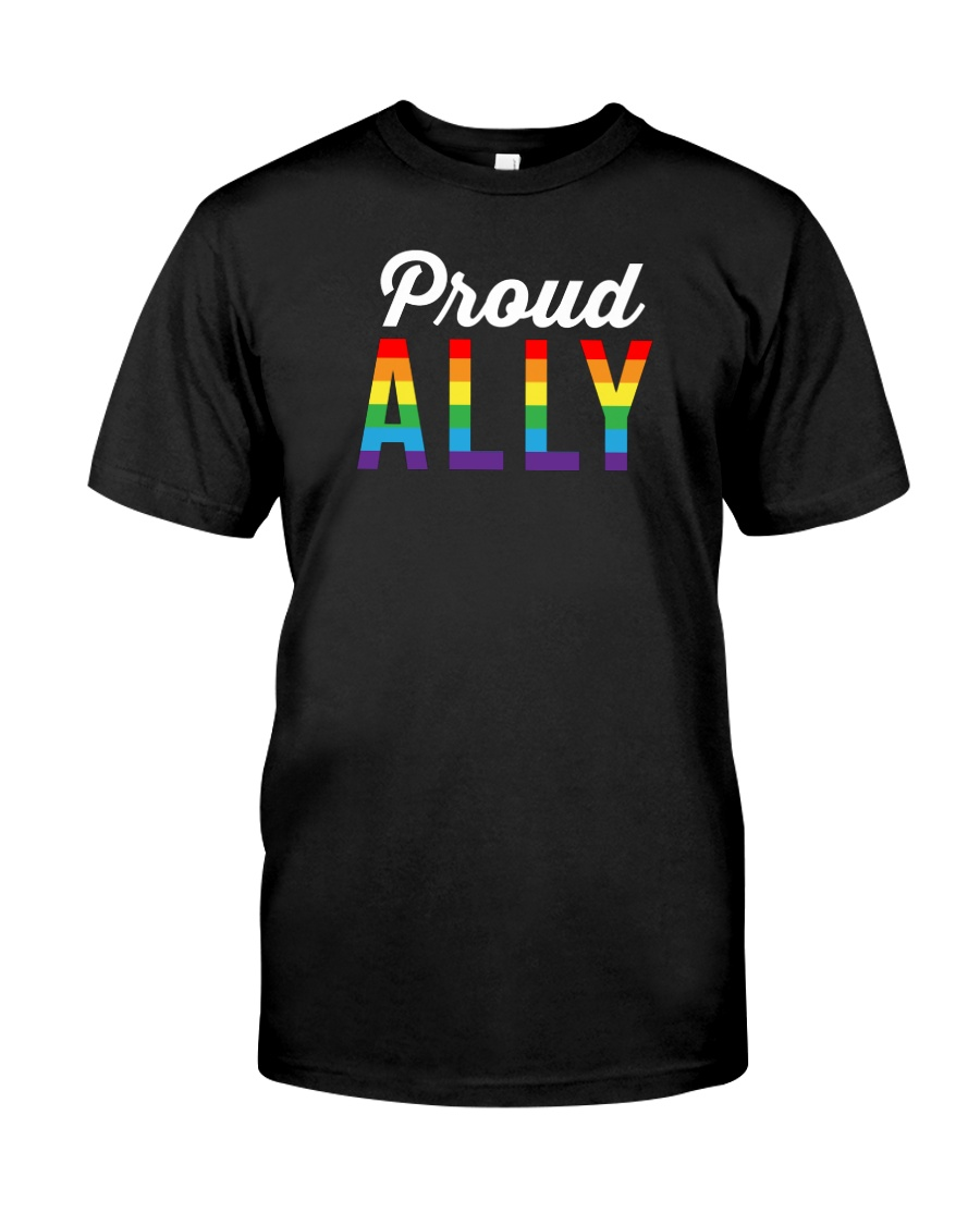 Proud Ally Classic T-Shirt