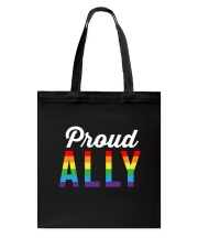 Proud Ally Tote Bag thumbnail