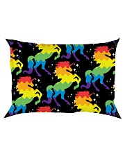 Unicorn Pattern Rectangular Pillowcase thumbnail