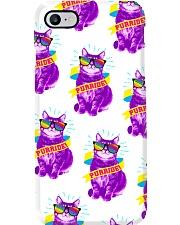 Purride Pattern Phone Case thumbnail