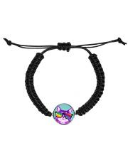 Purride Pattern Cord Circle Bracelet thumbnail