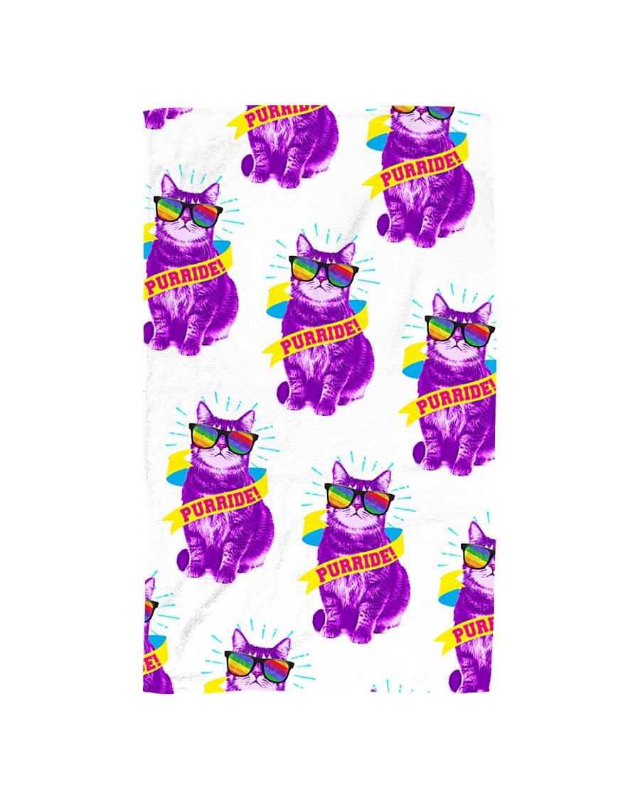 Purride Pattern Hand Towel