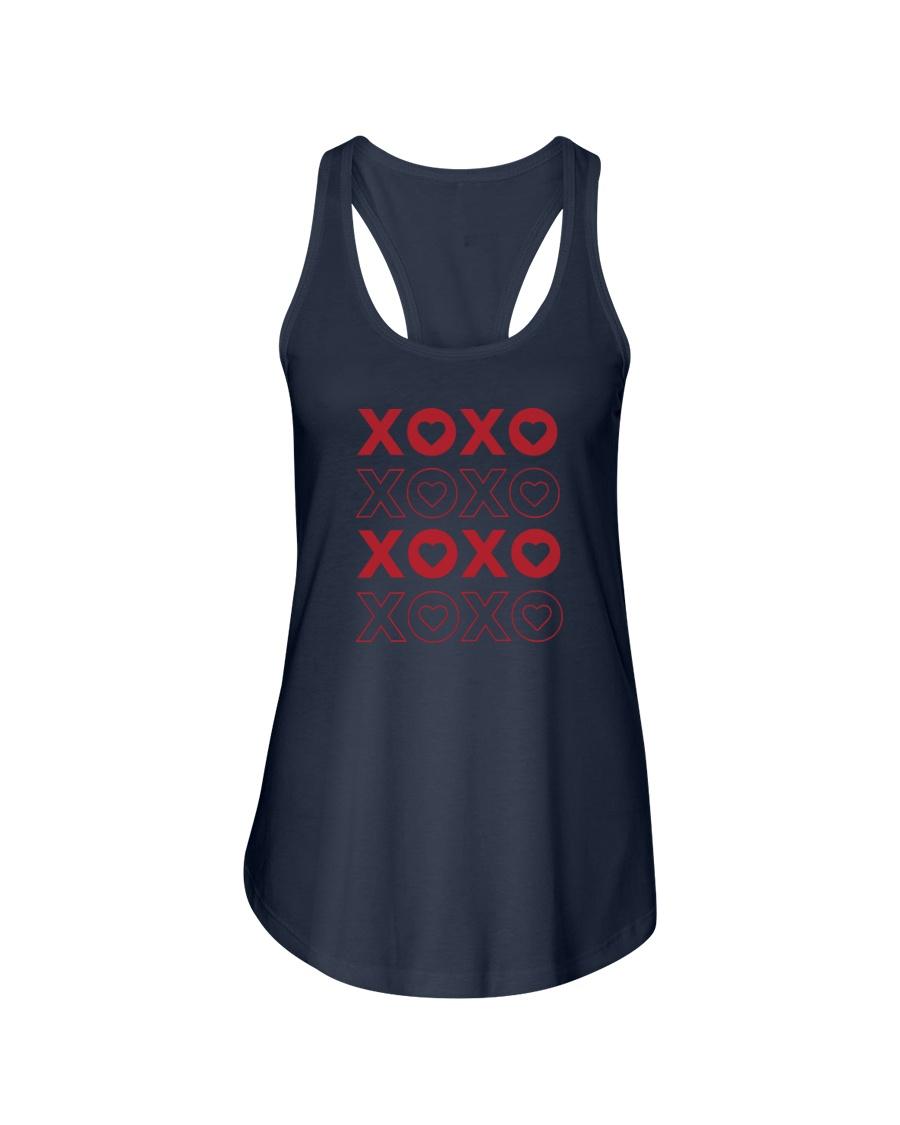 XOXO Ladies Flowy Tank