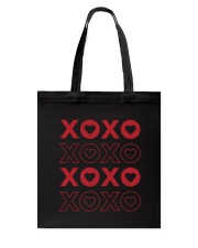 XOXO Tote Bag tile