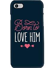 Born To Love Him Phone Case thumbnail