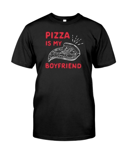 Pizza is my Boyfriend