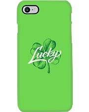 Lucky Clover Phone Case thumbnail