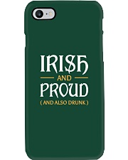 Irish and Proud and Also Drunk Phone Case thumbnail